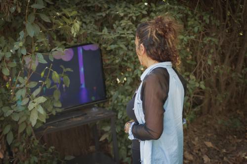Cin'anim : projection de courts métragesCrédit photo : Frederic Blanc