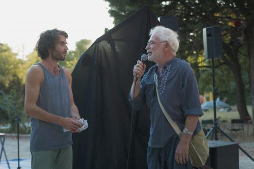 Ivan Bougnoux et Jean Louis FavierCrédit photo : Frederic Blanc
