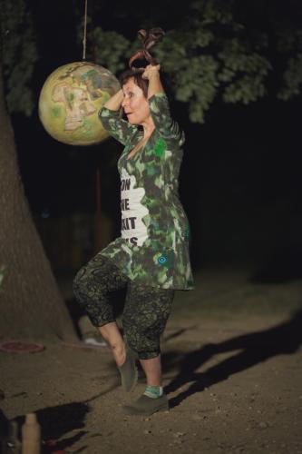 Sylviane Simonet - L'arbre MondeCrédit photo : Frederic Blanc